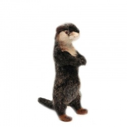 Hansa Mini Otter Plush Soft Toy